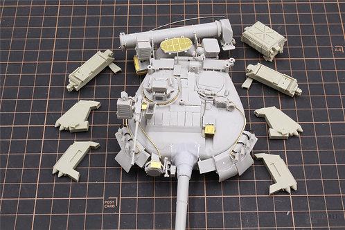 КАЗ Дрозд для Т-80У (Trumpeter, RPG) - Model World MW35001 1/35 (предзаказ)