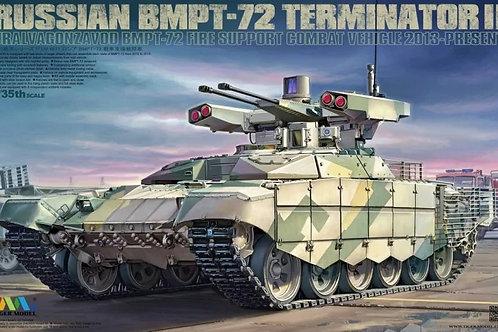 """(под заказ) Российская БМПТ-72 """"Терминатор 2"""" - Tiger Model4611 1:35"""