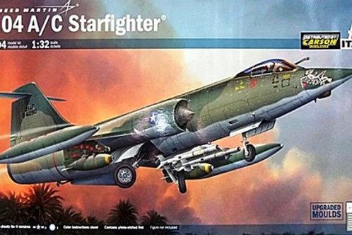 Lockheed Martin F-104 A/C Starfighter - Italeri 1:32 2504