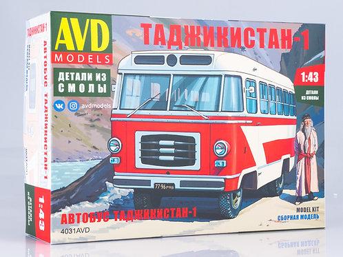 Автобус Таджикистан-1 - 4031AVD AVD Models 1:43 4031