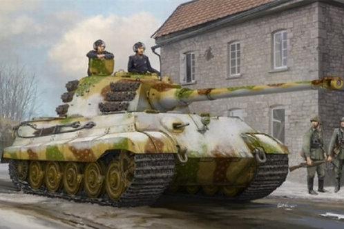 King Tiger Henschel, February 1945 Production - Hobby Boss 1:35 84532