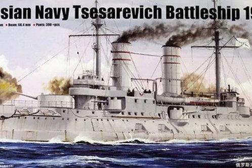 Броненосец Цесаревич 1917 года Tsesarevich - Trumpeter 1:350 05337