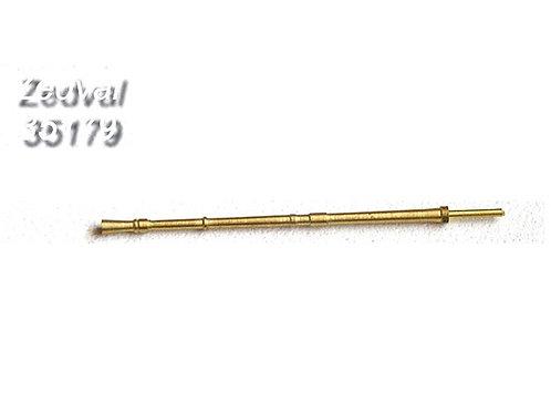35179 Zedval 1/35 12,7 мм ствол пулемета НСВТ-12,7 (Утес)