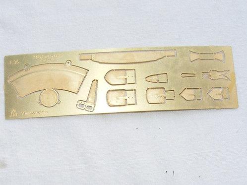 Микродизайн МД 035205 Шанцевый инструмент (1:35)
