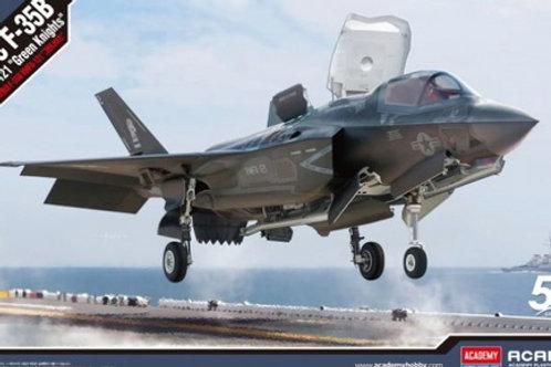 "(под заказ) USMC F-35B VMFA-121 ""Green Knights"" - Academy 1:72 12569"