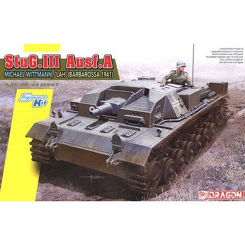 (под заказ) StuG. III Ausf.A, Wittmann, LAH 1941 - Dragon 1:35 6860
