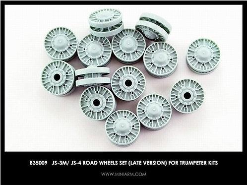 35009 MINIARM Поздние опорные катки для ИС-3М, ИС-4, ИСУ-152К - b35009 1/35