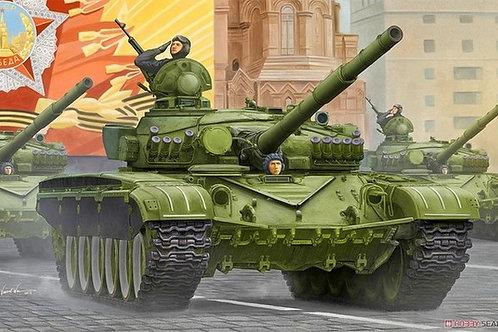 Советский танк Т-72А мод. 1983 года - Trumpeter 09547 1/35