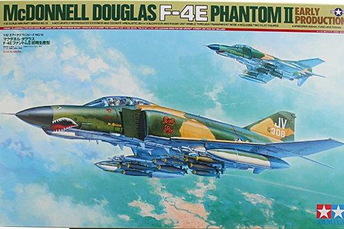 (под заказ) McDonnell Douglas F-4E Phantom II Early Production Tamiya 1:32 60310