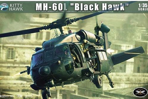 Вертолет MH-60L Blackhawk - Kitty Hawk KH50005 1/35