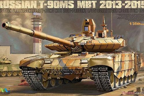 Российский танк Т-90МС 2013-2015 экспорт - Tiger Model 4610 1/35