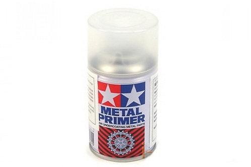 87061 TAMIYA Грунтовка для металла Metal Primer, аэрозоль 100 мл