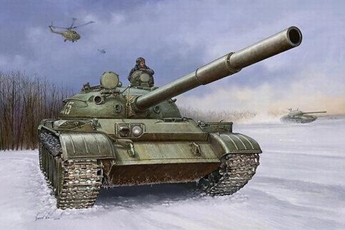 Советский танк Т-62 мод. 1960 года - Trumpeter 01546 1:35