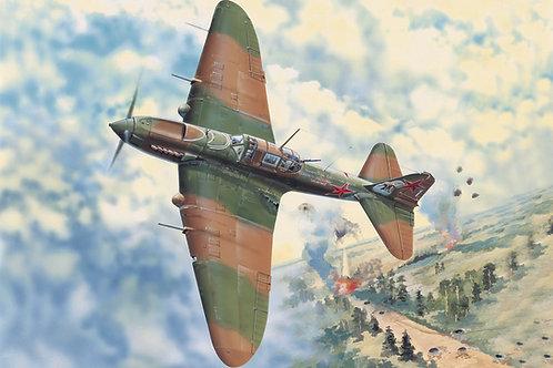 Советский штурмовик Ил-2М3 - Hobby Boss 83204 1/32 (Ил-2 М3)