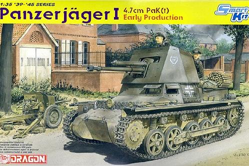 Panzerjäger I 4.7cm PaK(t) Early Production - Dragon 6258 1:35