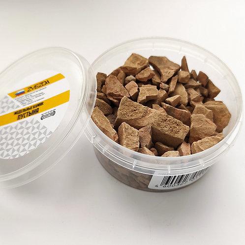 Звезда 1152 Модельные камни STUFF PRO (пустыня) пигмент для диорамы, 120 мл