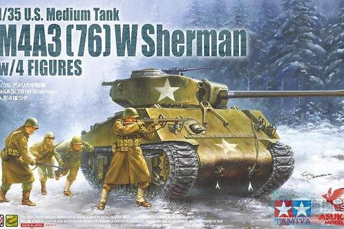 M4A3 (76)W Sherman - 35048 Asuka / Tasca 1/35 (под заказ)