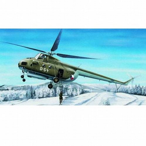Советский вертолет Ми-4А Миль / Mi-4A Hound A - Trumpeter 1:35 05101