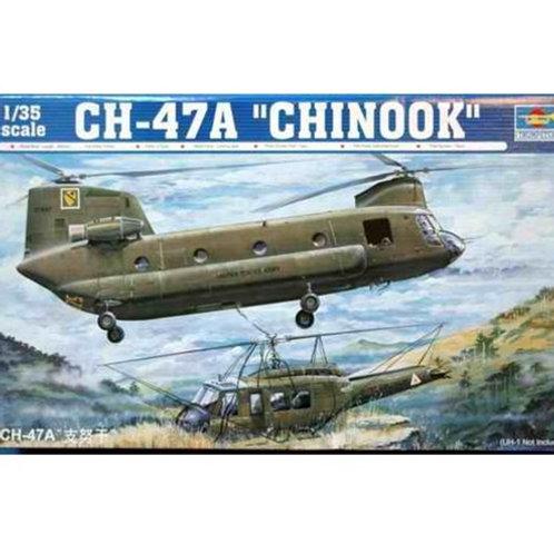 Американский вертолет Boeing Vertol CH-47A Chinook (Чинук) Trumpeter 1:35 05104