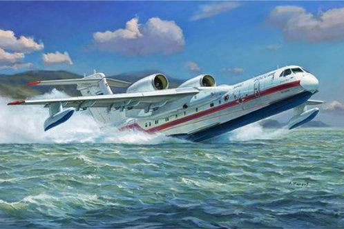 7034 Звезда 1/144 Российский самолет-амфибия Бериев Бе-200