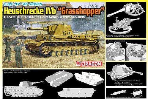 (п/заказ) Dragon 1:35 6439 Самоходка 10.5 cm leFh 18/1(Sf) auf Geschützwagen IVb