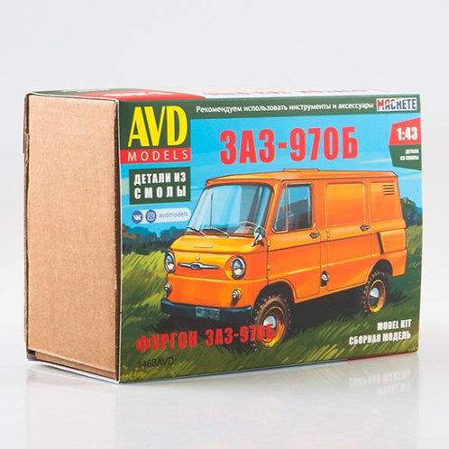 Фургон ЗАЗ-970Б - AVD Models 1468AVD 1:43
