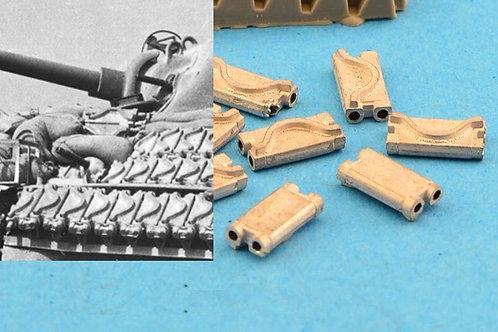 Траки металл M4 Sherman Шерман тип T54E2 - MTL-35126 MasterClub 1/35