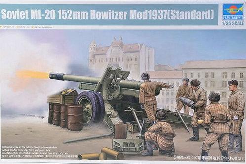 Trumpeter 02323 Советская 152-мм гаубица МЛ-20, мод. 1937 года, 1/35