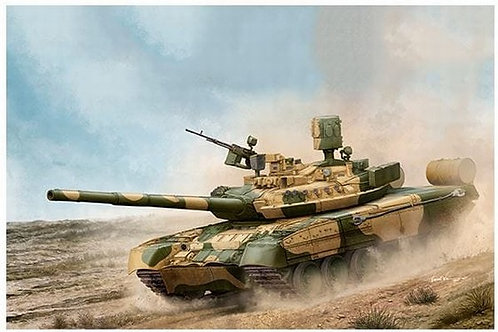 "Российский танк Т-80УМ-1 ""Барс"" - Trumpeter 09526 1/35"