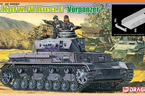 (под заказ) Pz.Kpfw. IV Ausf. E Vorpanzer - Dragon 1:35 6301