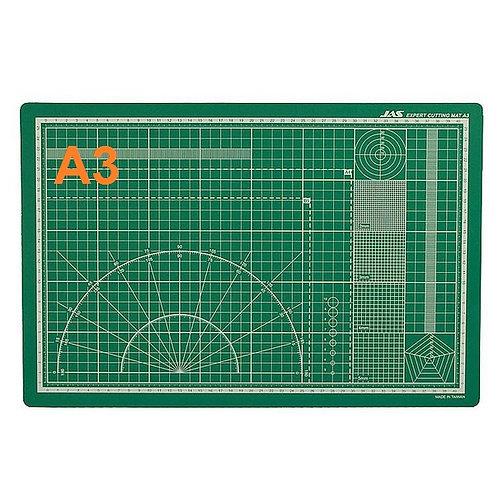 Коврик А3 для резки, 3-х слойный - Jas 4503