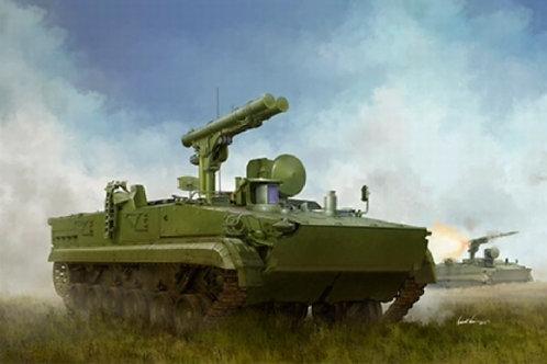 Российская боевая машина 9П157-2 Хризантема-С - Trumpeter 1:35 09551