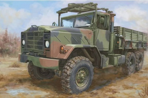 (под заказ) Армейский грузовик M923A2 Military Cargo Truck, Trumpeter 1:35 63514