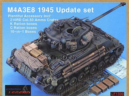 """(под заказ) M4A3E8 Шерман Изи Эйт 1945, к/ф """"Ярость"""" - Legend 1:35 LF1300 1/35"""