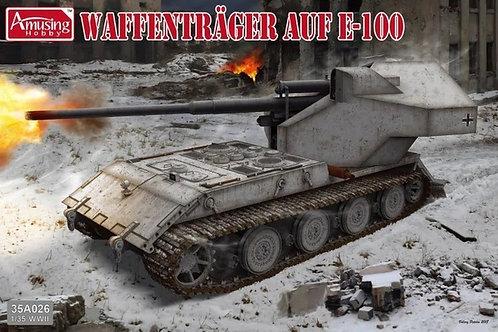 (под заказ) Waffenträger auf E-100 - Amusing Hobby 1:35 35A026