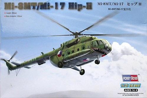 (под заказ) Советский вертолет Миль Ми-8МТ / Ми-17 - Hobby Boss 1:72 87208