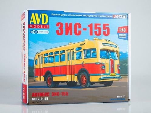 Советский автобус ЗИС-155 - AVD Models 4025AVD 4025 1:43
