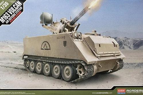 Американская ЗСУ M163 Vulcan Air Defense System - Academy 13507 1:35