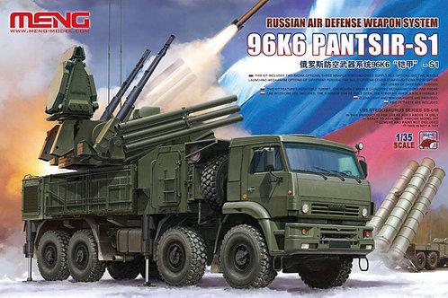 Российский ЗРПК Панцирь С1 - Meng Model 1:35 SS-016