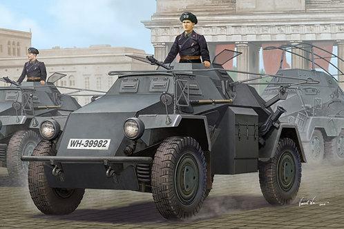 Немецкий броневик Sd.Kfz.223 (первые серии) - Hobby Boss 1:35 83817