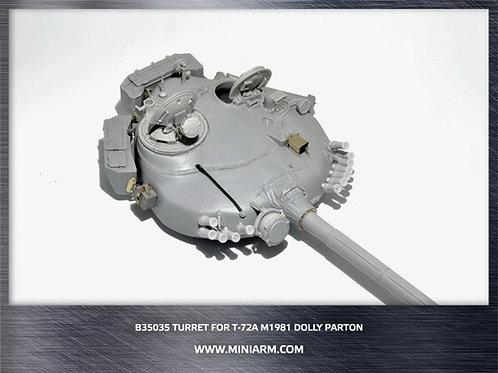 "Miniarm 35035 Башня ""Dolly Parton"" танка T-72A (М1) 1981 года - b35035 1/35"