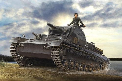 Немецкий танк Pz. IV Ausf. D / Tauchpanzer - Hobby Boss 80132 1:35