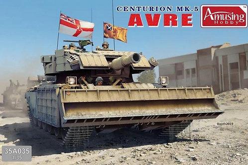 (под заказ) Центурион Centurion AVRE MK 5 - Amusing Hobby 1:35 35A035