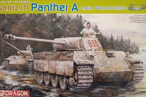 (под заказ) Panther A Late Production PREMIUM Edition - Dragon 6358 1:35