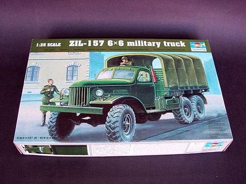 Советский грузовик ЗиЛ-157 - Trumpeter 1:35 01001