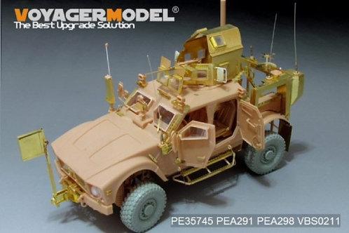 Фототравление M-ATV MRAP (Panda PH35001) - Voyager Model PE35745 1:35