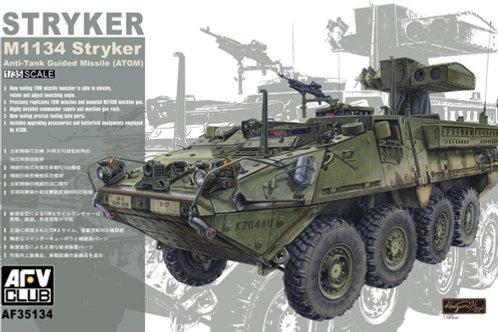 M1134 Stryker ATGM - AFV Club 1:35 AF35134