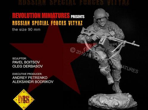 """(под заказ) Спецназовец ОСН """"Витязь"""", фигура 90 мм - Revolution Miniatures F9001"""