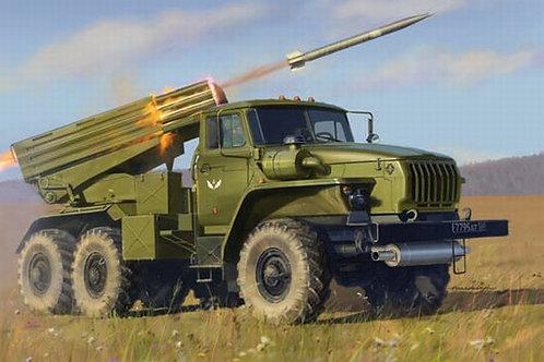 "РСЗО ""Град"" БМ-21 - Звезда 3655 1/35"