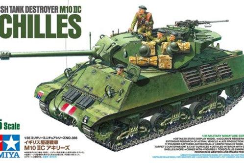 British Tank Destroyer M10 II C 17pdr SP Achilles - Tamiya 1:35 35366